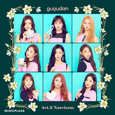 GUGUDAN 2ND MINI ALBUM [ ACT.2 NARCISSUS ] CD+PHOTO CARD