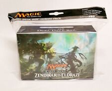 ULTRA PRO Deck Box MTG Duel ponti Zendikar vs. Eldrazi Deckbox