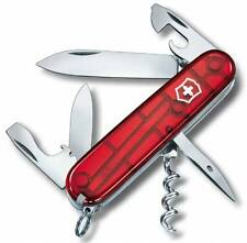 1.3603.T VICTORINOX SWISS ARMY POCKET KNIFE SPARTAN Transparent 12 TOOLS 13603T