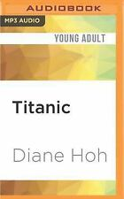 Titanic : The Long Night by Diane Hoh (2016, MP3 CD, Unabridged)