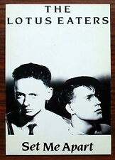 Carte postale The Lotus Eaters, Set me Apart , postcard