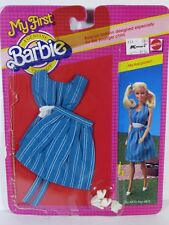 BARBIE DOLL 1983 MY FIRST GENUINE FASHIONS MY FIRST PICNIC