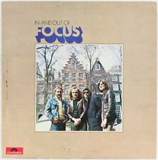 In And Out Of Focus  Focus Vinyl Record