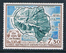 French Antarctic/TAAF 1990 Pigs Island SG 265 MNH
