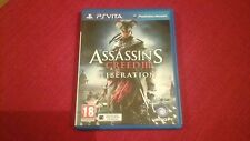 Assassini CREED 3 LIBERATION PS Vita Game