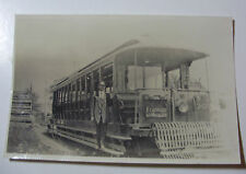 USA806 - CONNECTICUT Co - Hartford Drive TROLLEY CAR No347 PHOTO - USA