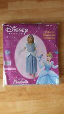 Disney Princess Cinderella Toddler Dress Up Halloween Costume Size 6 +