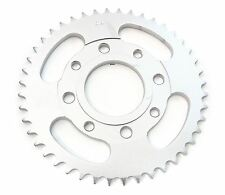 Parts Unlimited Motorcycle 44T Rear Sprocket - 428 - 100cc-200cc - 41201-110-670
