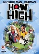 How High (DVD, 2009) Method Man, Redman, Obba Babatundé BRAND New