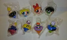2003 Cartoon Network Desk Top Spinning Toy Sets of 8  - Featuring Johnny Bravo