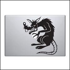 Decal per Macbook Pro Adesivo In Vinile portatile ratto air ipad divertente mac