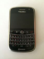 Numerous BlackBerry Bold 9000 - 1GB - Black (Rogers Wireless)Smartphone UNLOCKED