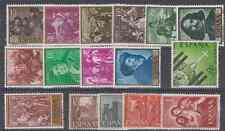 SPAIN - ESPAÑA - YEAR 1959 COMPLETE WITH ALL THE STAMPS MNH