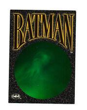 BATMAN SAGA OF THE DARK KNIGHT HOLOGRAM  SD1