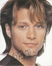 3 Jon John Bon Jovi Bonjovi Rock Star Signed Photos Pictures Pics 8x10 Pre-Print