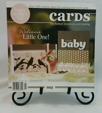 Cards Specialty Magazine Book May Papercrafting Card Making Idea Book