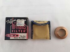 TIFFEN HI TRANS FILTER WITH EXCLUSIVE COLORIM-THERMO BONDED FILTER-NO.85 SF