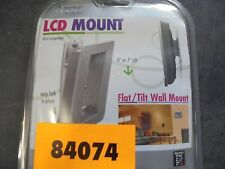 AXSYS LCD TV WALL MOUNT WITH TILT -   AXFL01-S VESA COMPATIBLE - NEW!