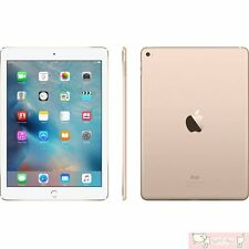 "9.7"" Apple iPad Air 2  Wifi Gold 32GB Unlocked AU WARRANTY Tablet"