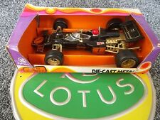 Lotus Ford 72 F1 Zylmex K 708 Peterson Fittipaldi Die Cast Hong Kong JPS 19cms