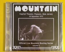 Mountain Live Capitol Theater Passaic New Jersey 30 December 1973 CD NEW SEALED