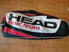 NEW Head Tour Team Combi 6 packs Tennis Bag with shoulder straps new