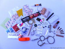 MD ELITE SURVIVAL EMERGENCY KIT IDEAL FOR BUSHCRAFT SURVIVAL CAMPING