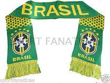BRASIL BRAZIL SCARF WINTER SOCCER  WORLD CUP  AUTENTIC  NEYMAR JR  JERSEY