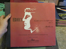 "Decca Eroica Symphony No. 3 in E Flat Major Opus 55 London Philharmonic 12""BRK"