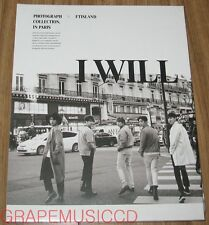 FTISLAND FT ISLAND 5TH ALBUM I Will Special Ver. CD + PHOTOCARD + POSTER IN TUBE