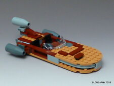 LEGO Star Wars (75052) Mos Eisley Cantina Luke Skywalker Land Speeder Loose