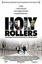 Holy Rollers (Jesse Eisenberg) DVD / BRAND NEW AND SEALED