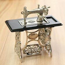 Dolls house Metal Sewing Machine 1:12 scale - UK Business