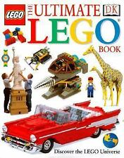 The Ultimate LEGO Book DK Hardcover