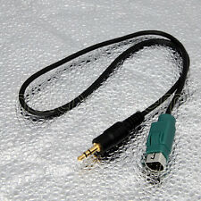 Alpine 3.5mm Jack Aux Input Headphone Adaptor Cable for iPod MP3 iPhone KCE-236B