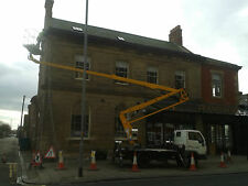 21 metre cherry picker access platform hire