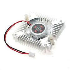 New Metal VGA Video Card Cooler Heatsinks Cooling Fan for Your Processor ZH