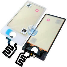 Apple iPod Nano 7 7G 7th replacement touch screen glass digitizer OEM white