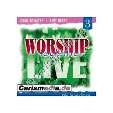 CD: WORSHIP TOGETHER Vol. 3 - We bow down *NEU*