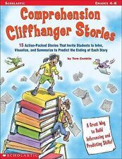 Comprehension Cliffhanger Stories: 15 Action-Packed Stories That Invite Students