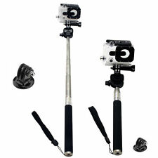 Monopod Hand Held Extendable Selfie Stick for GoPro Hero 2 3 4 5 HD Camera