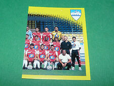 N°405 EQUIPE PART 2 VALENCE ASOA D2 PANINI FOOT 98 FOOTBALL 1997-1998