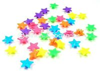 36 BIKE CYCLE BICYCLE CHILD KID SPOKE COLOUR COLOURED BEADS STAR SPOKEY DOKEY