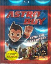 ASTRO BOY (FILM 2009) - BLU RAY DISC + DVD NUOVO!