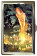 MID-SUMMER EVE FAIRY HUGHES WICCAN CIGARETTE CARD CASE