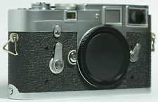 Leica M3 single stroke Rangefinder Film Camera body only, damaged viewfinder