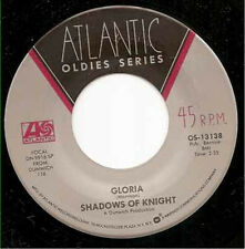 "SHADOWS OF THE NIGHT - Gloria 7"" 45"
