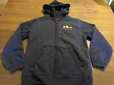 BOYS / GIRLS WALT DISNEY WORLD MICKEY MOUSE HOODED SWEATSHIRT /JACKET LARGE