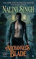Archangel's Blade (A Guild Hunter Novel) Singh, Nalini Mass Market Paperback