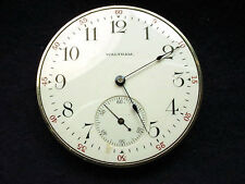 WALTHAM 12 SIZE 19 JEWEL RIVERSIDE MOVEMENT LOOK AT PHOTOS FOR DETAILS!!  #M-156